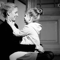 dziecko w sesji rodzinnej